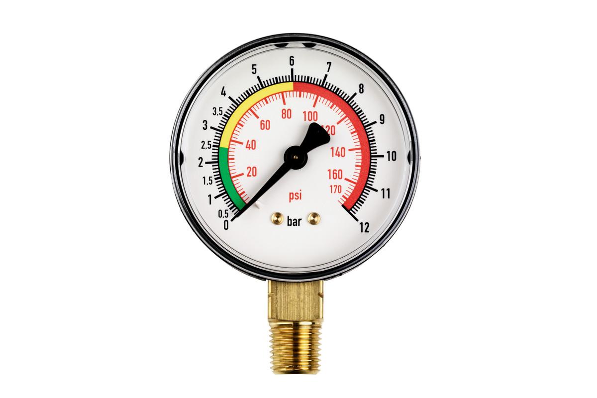Manometer dekkfyller (0901026815)