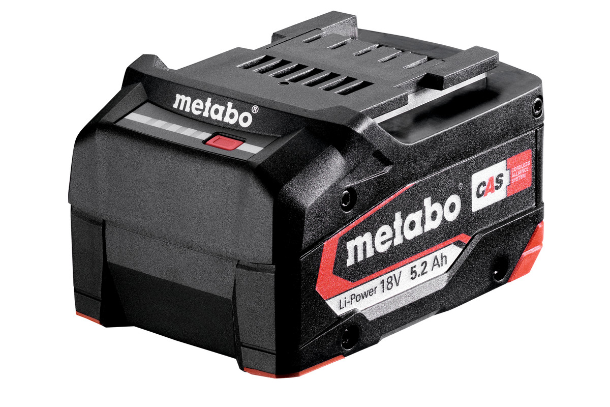 Batteri 18 V, 5,2 Ah, Li-Power (625028000)