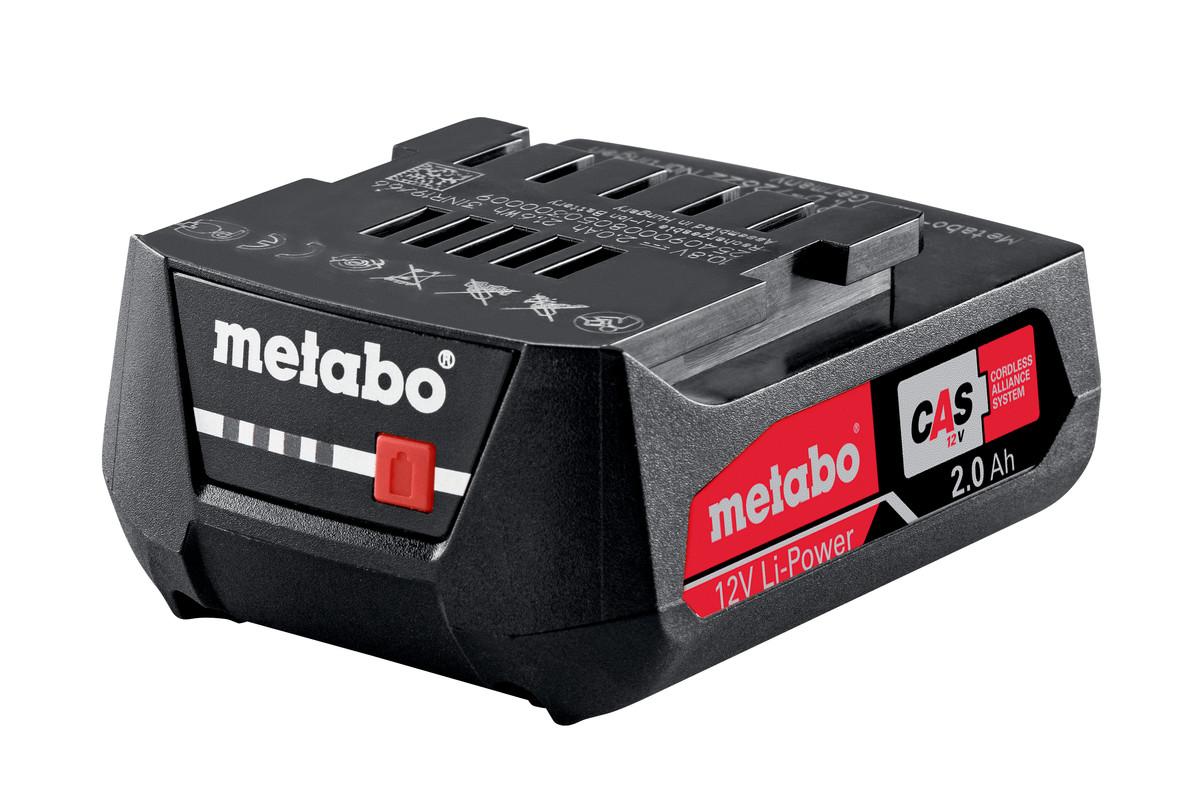 Batteri 12 V, 2,0 Ah, Li-Power (625406000)