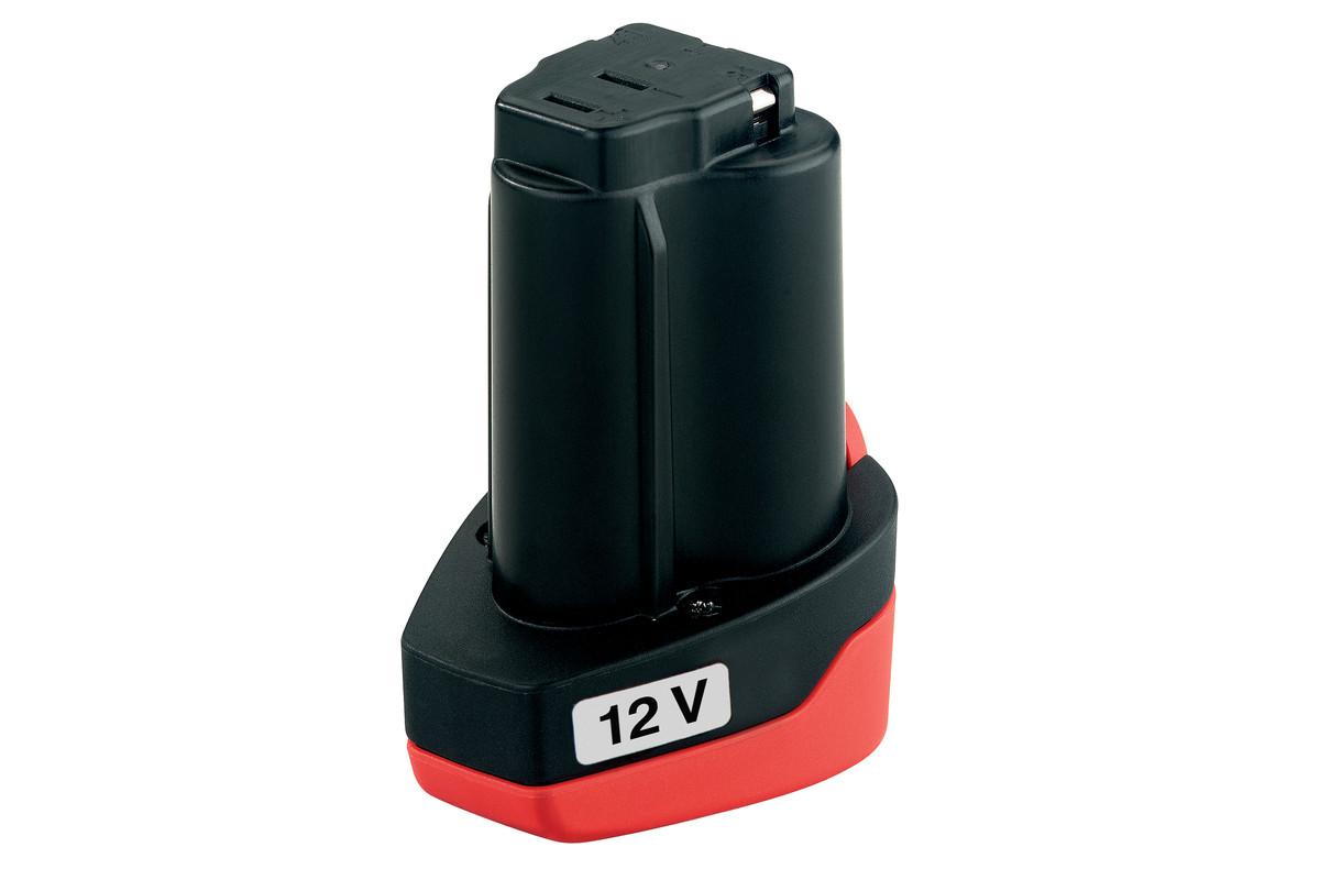 Innstikk batteri 12 V, 2,0 Ah, Li-Power (625438000)