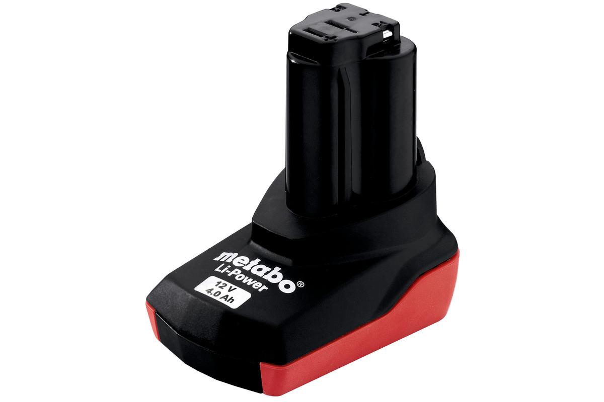 Innstikk batteri 12 V, 4,0 Ah, Li-Power (625585000)