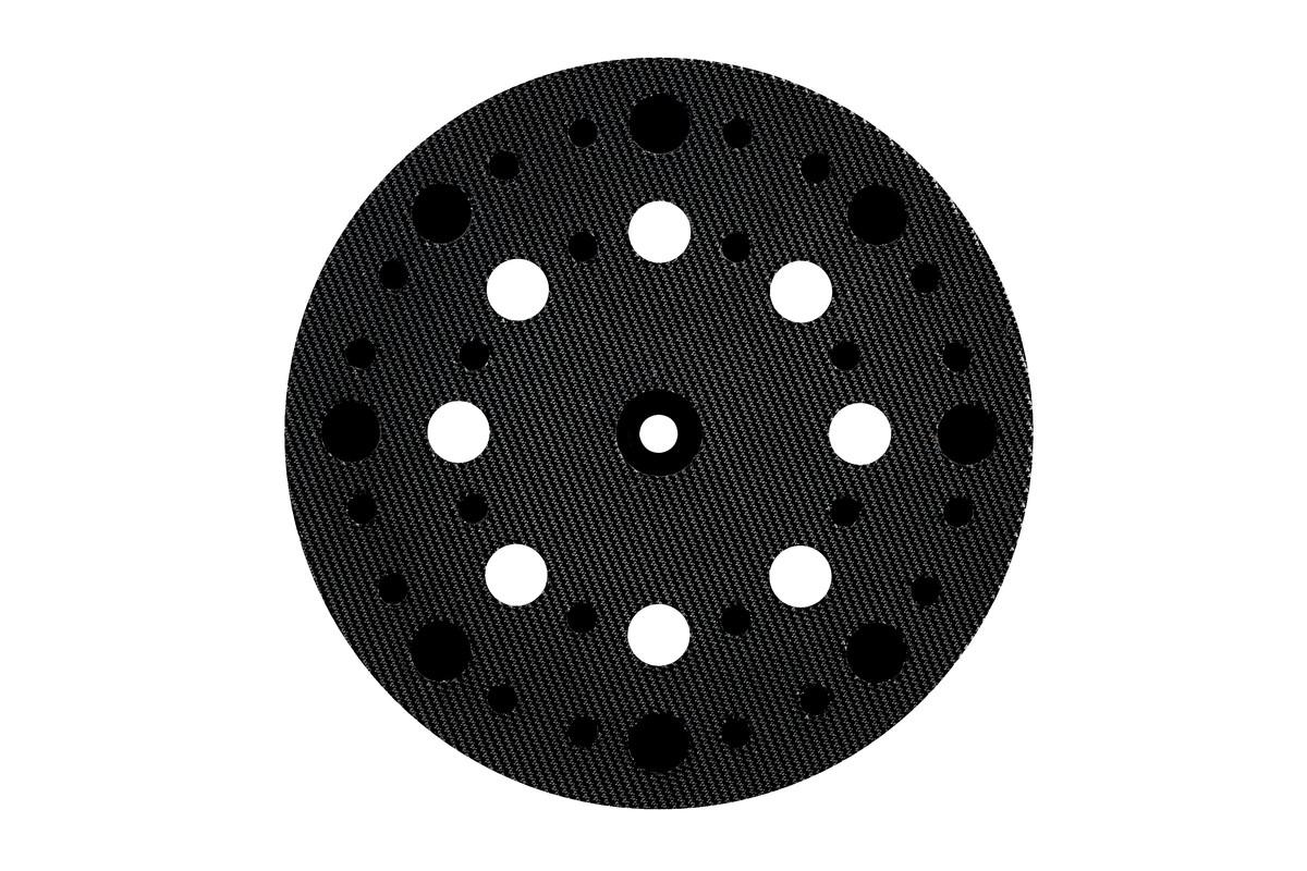 """Slipeplate 125 mm, """"multi-hole"""", middels, SXE 425/3125 (630261000)"""