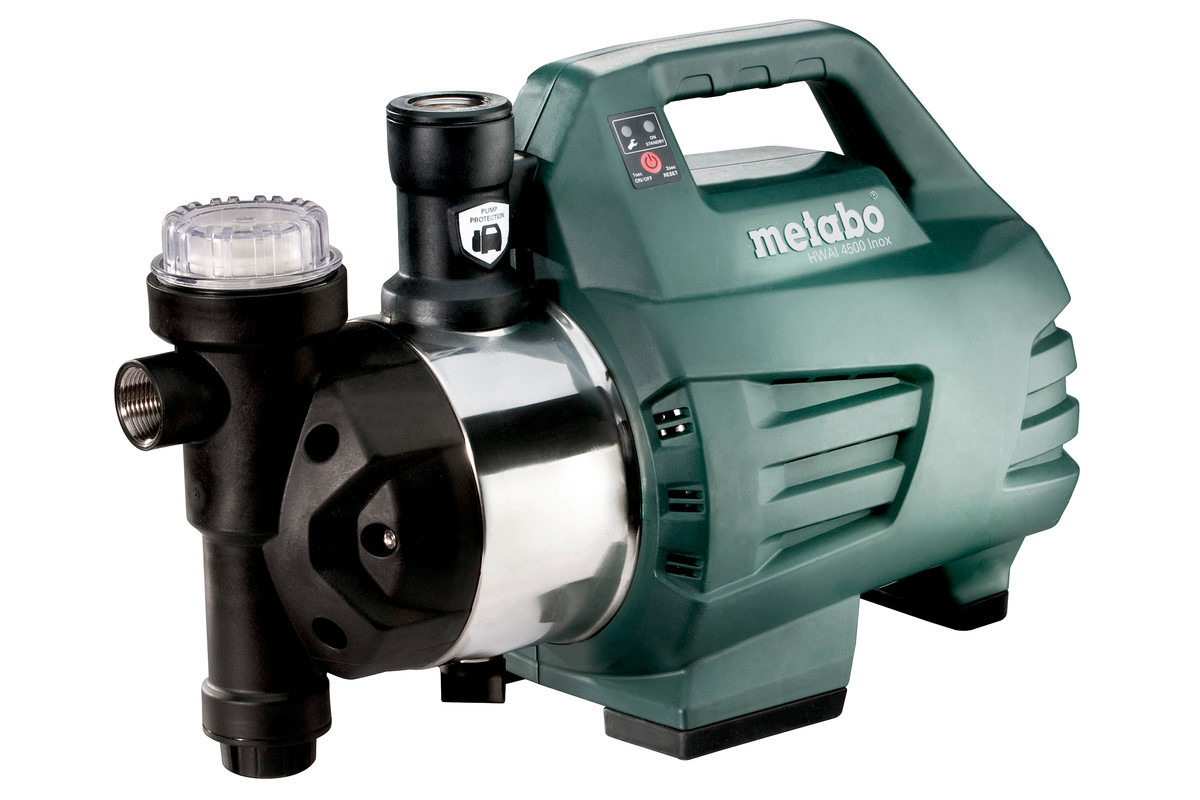 HWAI 4500 Inox (600979000) Vannautomat for bolig