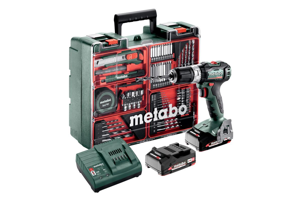 SB 18 L BL Set (602331880) Batteri slagbormaskin