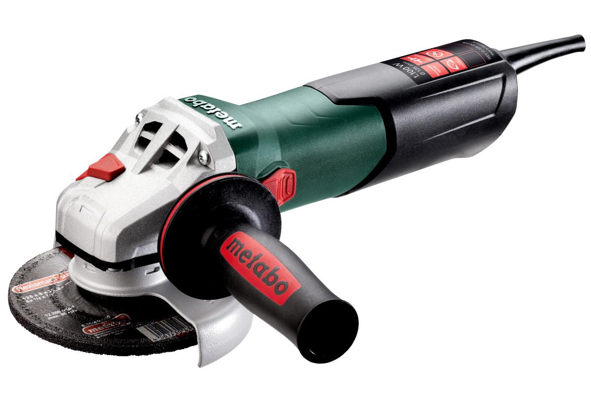 WEV 11-125 Quick (603625500) Vinkelsliper