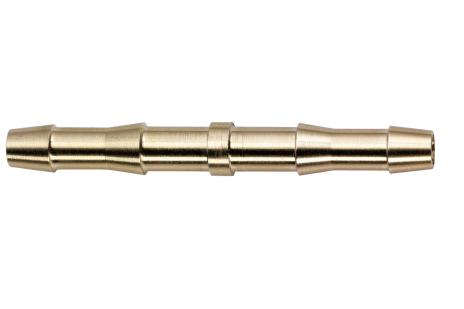 Slangeforbindelsesrør Ø 6 mm x 6 mm (0901026378)