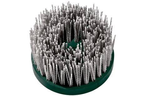 Platebørste 130 mm M 14, P 60 (623741000)