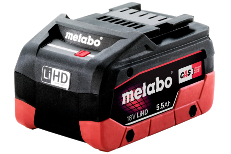 Batteri LiHD 18 V - 5,5 Ah (625368000)
