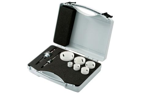 Bi-metall-hullsag-sortiment 1, 8 deler (625434000)