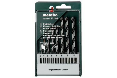 Steinbor-kassett 8 deler (627193000)
