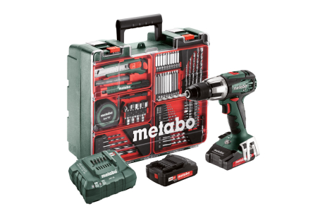 SB 18 LT Set (602103600) Batteri slagbormaskin