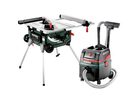 TS 254 + ASR 25 L SC Set (690695000) Elektriske maskiner i sett