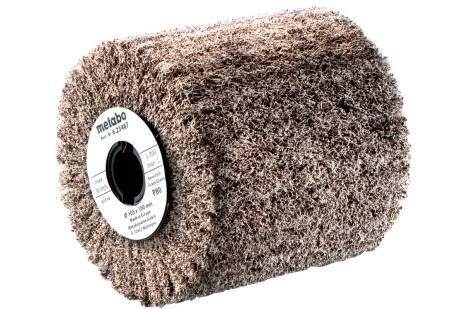 Fleece slipehjul 115x100 mm, P 400 (623468000)