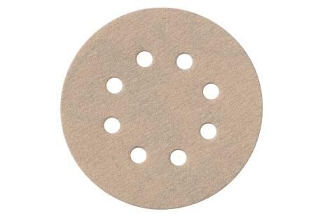 25 Selvheftende slipepapir 125 mm, P 180, maling, SXE (625731000)
