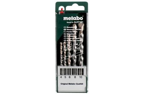 Betong-borkassett pro, 5 deler (627181000, 27219427)