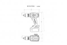 BS 18 LTX BL I (602350660) Batteribor-skrutrekkere