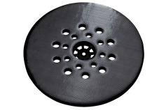 Slipetallerken med borrelås 225 mm, hard LSV (626661000)