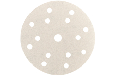 """50 Selvheftende slipepapirer 150 mm, P400, maling, """"multi-hole"""" (626691000)"""