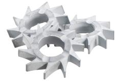 10 Fresestjerner flattann RFEV 19-125 RT (628271000)