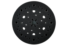 "Slipetallerken 150 mm, ""multi-hole"", middels, SXE 150 BL (630259000)"