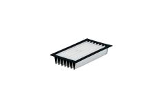 Foldefilter for 631981/ 625599/ 625598, av polyester, SR (631980000)