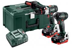 Combo Set 2.1.15 18 V BL LiHD (685127000) Batterimaskiner i sett