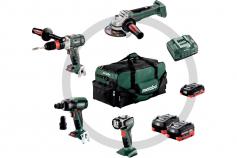 Combo Set 4.1 LiHD (691015000, 51734060) Batterimaskiner i sett