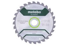 """Sagblad """"cordless cut wood - classic"""", 216x30 Z28 WZ 5°/B (628665000)"""