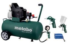 Basic 250-50 W Set (690866000) Kompressor