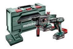 Combo Set 2.3.4 18 V (685090000, 52564294) Batterimaskiner i sett