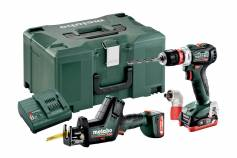 Combo Set 2.7.8 12 V BL (685177000) Batterimaskiner i sett