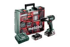 SB 18 LT Set (602103600, 49685054) Batteri slagbormaskin