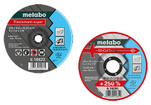 Grinding discs for stainless steel/steel
