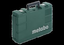 Plastic carry cases