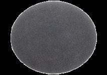 Abrasive mesh for long-neck grinder