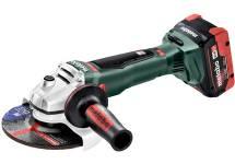 Cordless angle grinder