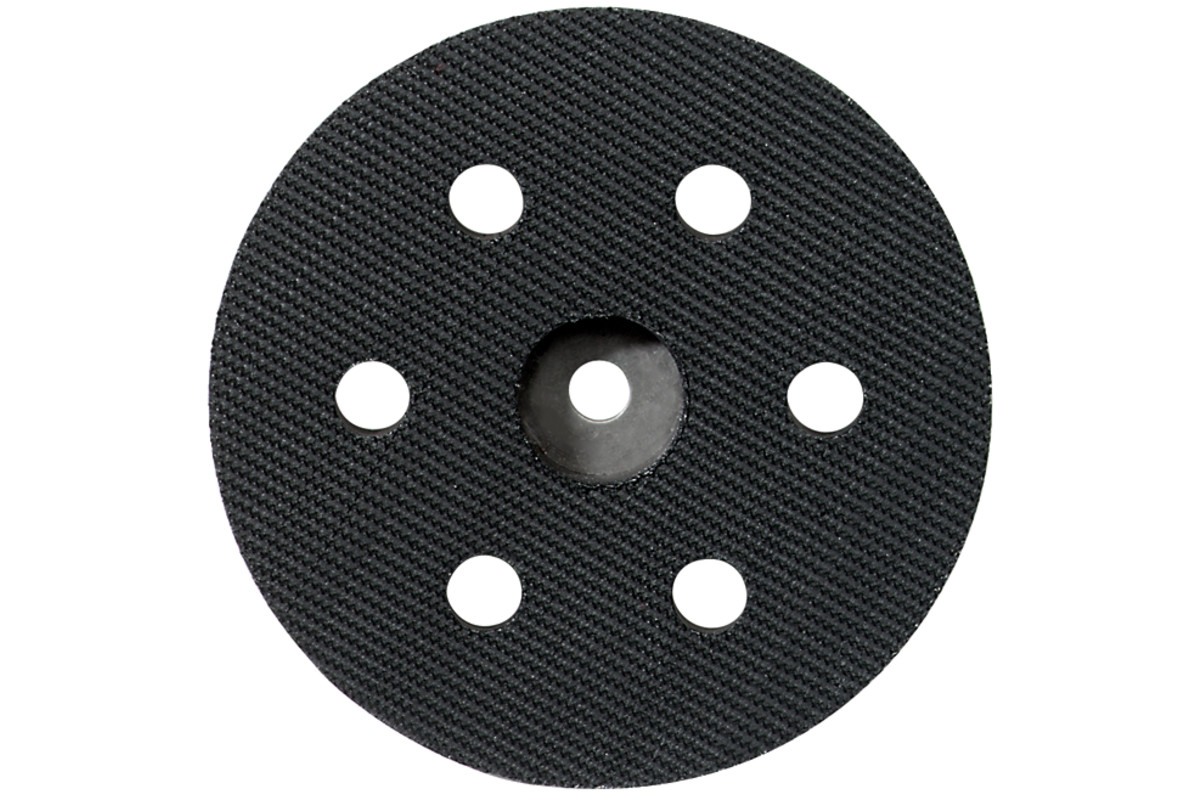 Backing pad 80 mm, medium, perforated,f. SXE 400 (624064000)