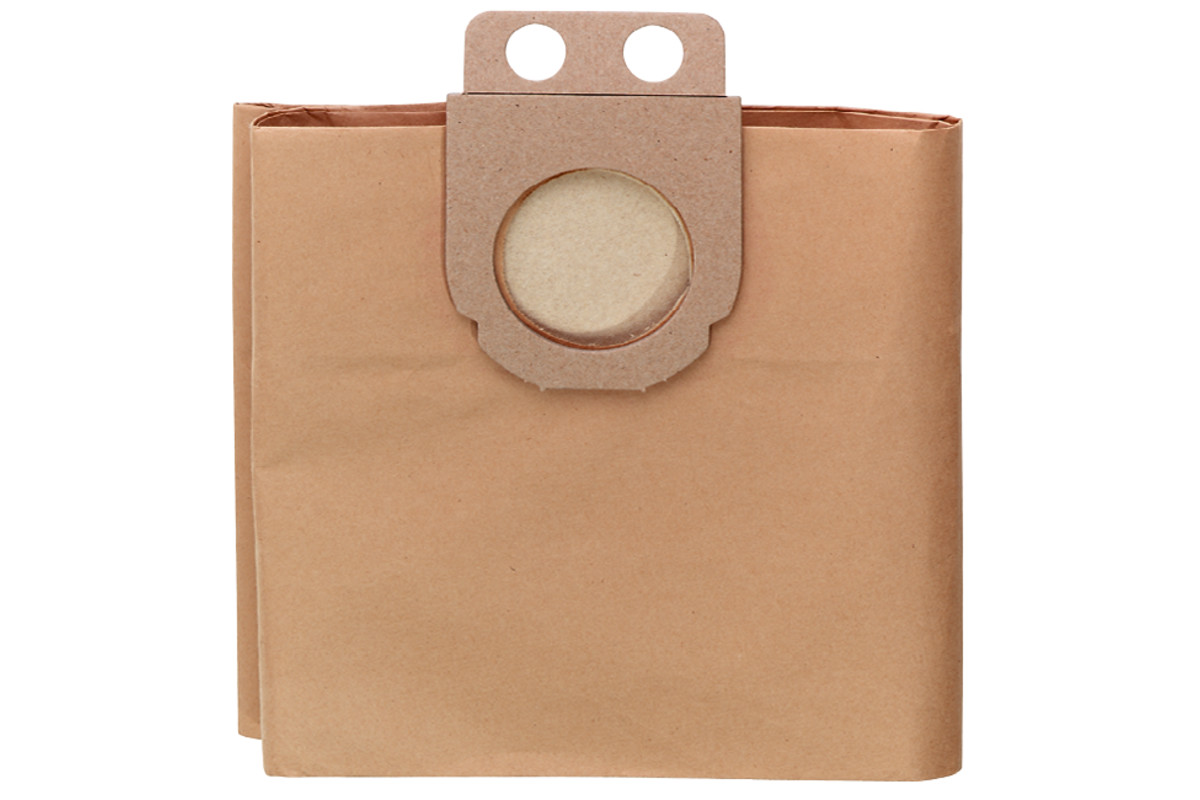 5 Paper filter bags, 27 l for AS9010/ASA9011 (631348000)