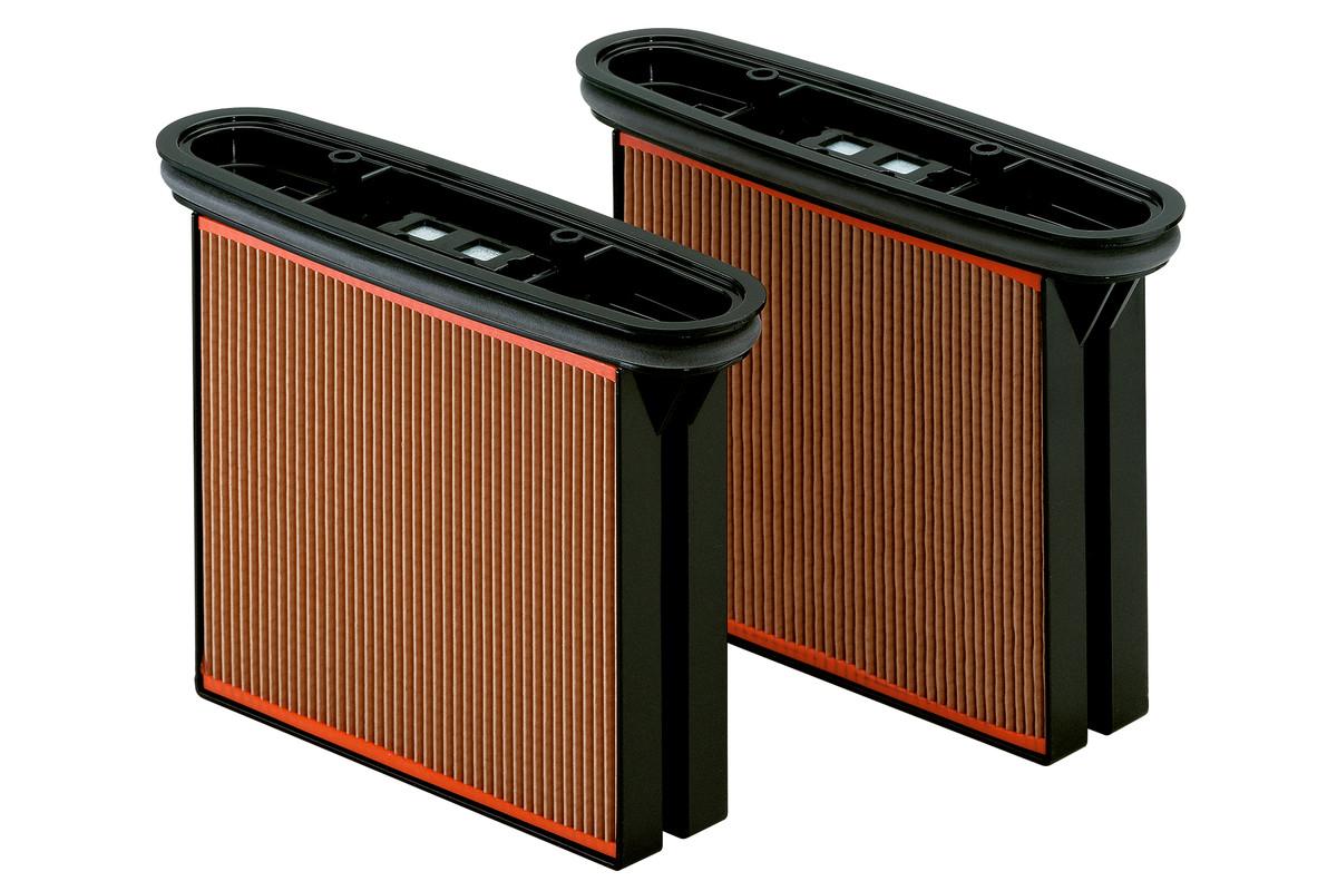 2 Filter cassettes, cellulose, dust class M (631933000)