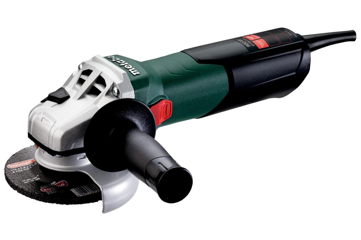 W 9-115 (600354000) Angle Grinder
