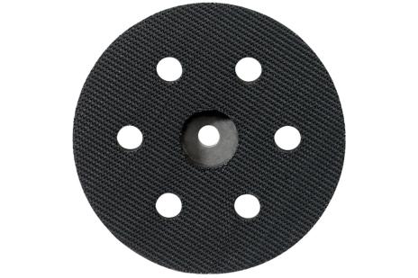 Backing pad 80 mm, medium, perforated,f. SXE 400 (624064000)