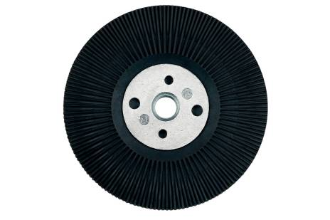 Backing pad 112 mm M 14, with cooling ribs (623290000)