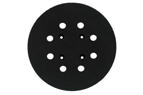 Backing pad, 122 mm, perforated, for FSX 200 Intec (625658000)