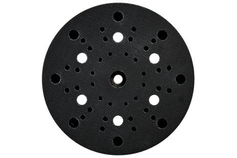 Backing pad,150 mm soft,perforated,f. SXE 450 (631156000)