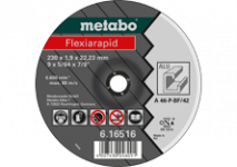 Flexiarapid, do aluminium