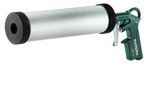 Pistolet pneumatyczny do nakładania klejów i past