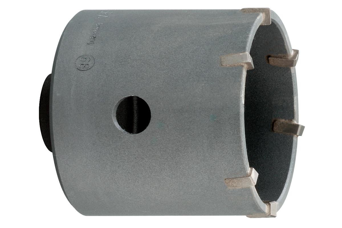 Udarowa koronka wiertarska 82 x 55 mm, M 16 (623396000)