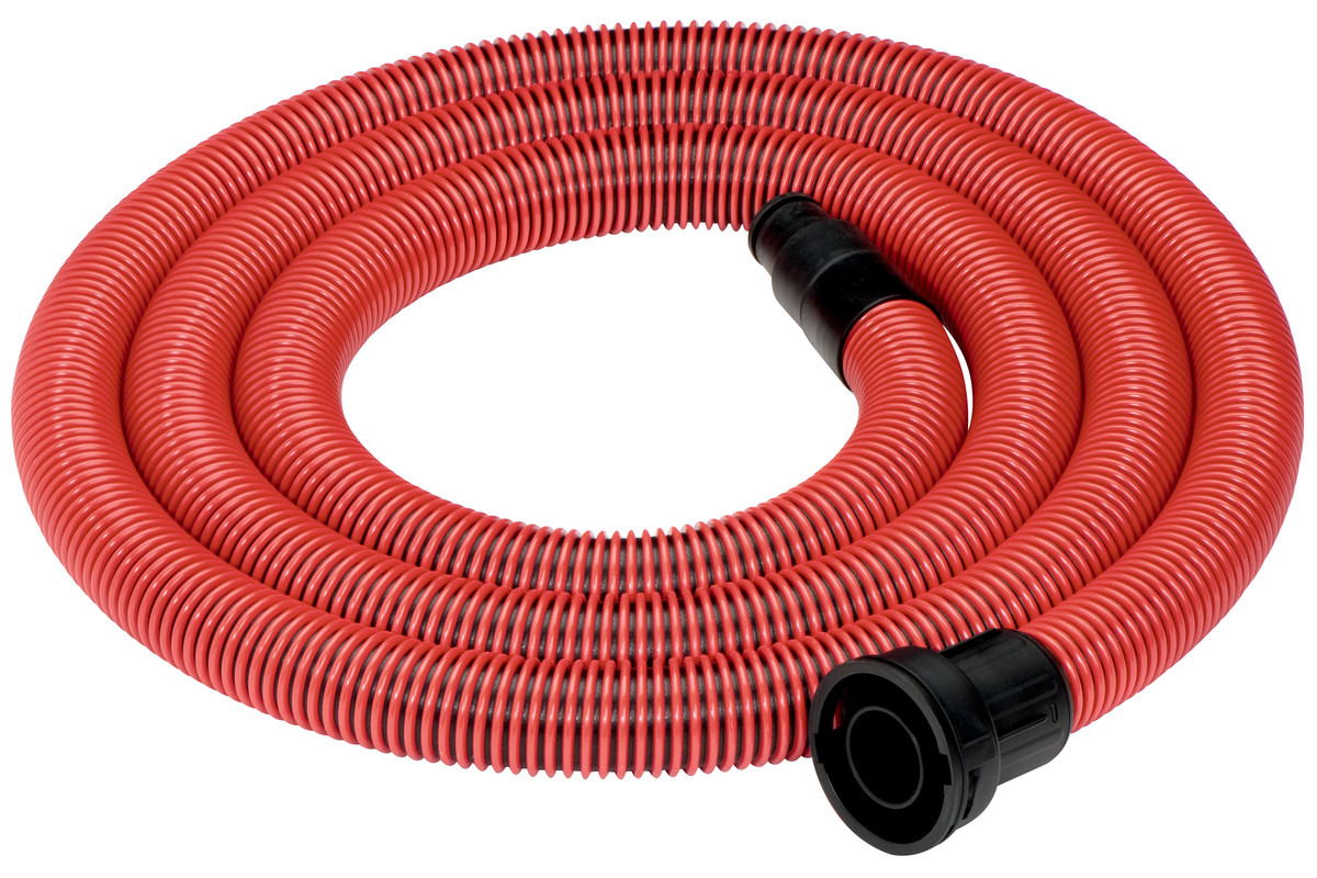 Wąż odsysający, Ø-35mm, dł. 4,0 m, przyłącza 58/25/35/45 mm, antystatyczny (631370000)