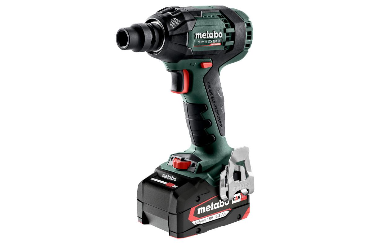 SSW 18 LTX 300 BL (602395650) Akumulatorowe zakrętaki udarowe