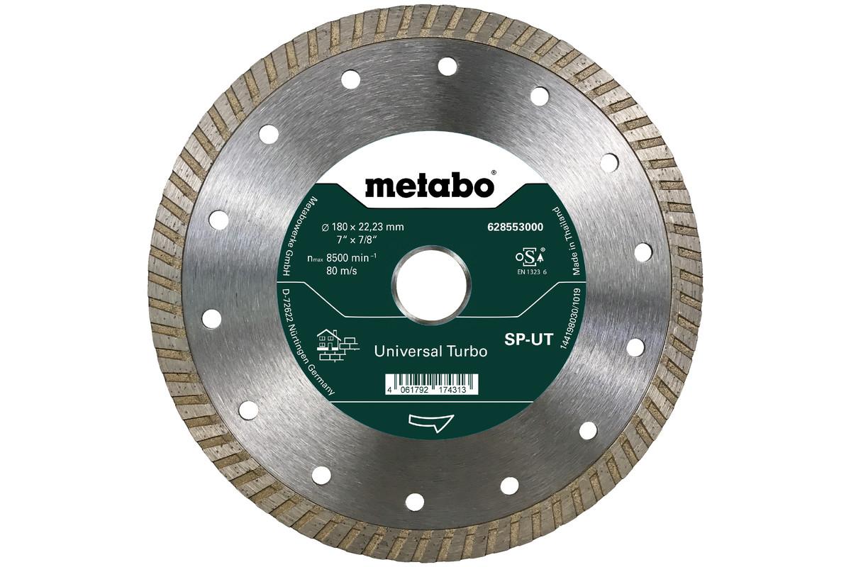 Diamentowa tarcza tnąca SP - UT, 180x22,23 mm (628553000)